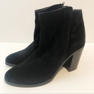 Dolce Vita black suede Stunna boot size 9.5